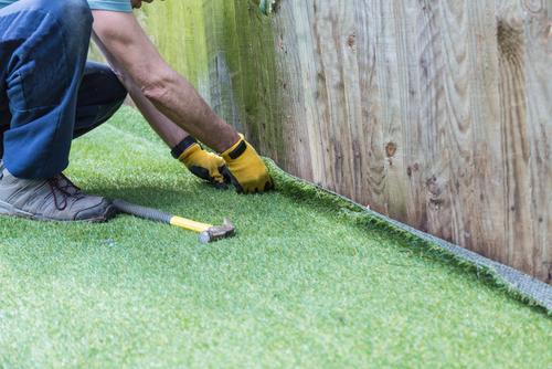 artifical grass glasgow