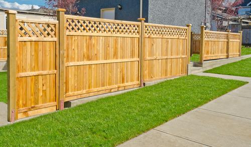 garden fence glasgow